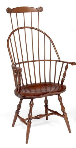 Bow Back Arm Chair FSW 7