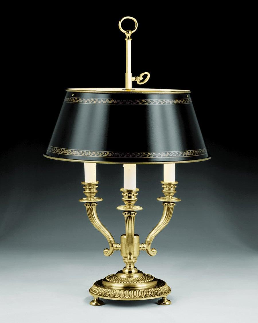 Reproduction table floor lamps the federalist tole bouillotte lamp ltf 1 geotapseo Choice Image