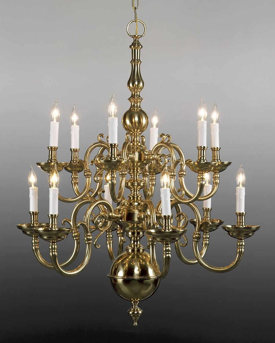 Reproduction Formal & Informal Chandeliers | The Federalist