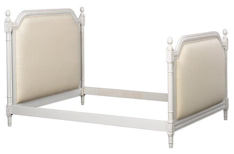 French Style Upholstered Bed FBBE-55
