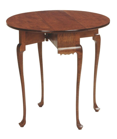 Drop leaf table with oval top FOSTS-37
