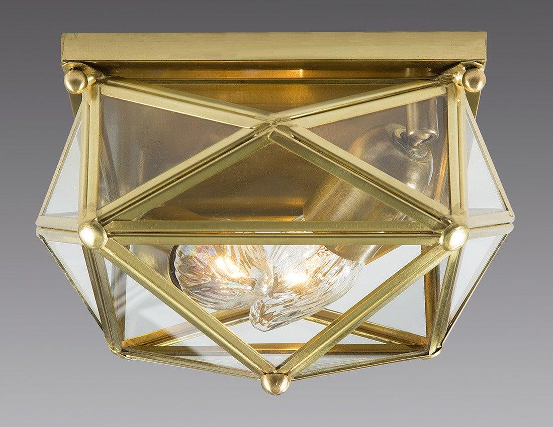 Brass and glass square star design ceiling mount lantern lcm 33 brass and glass square star design ceiling mount lantern lcm 33 aloadofball Gallery