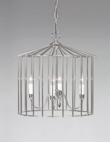 Cage Style Four Light Lantern LL-109