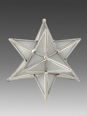 Star Reproduction Wall Sconce