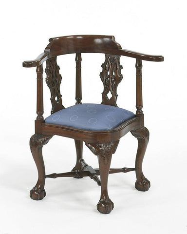 Chippendale Style Corner Arm Chair FSFI-27