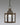 Punch Top Hexagonal Lantern LEH-10