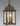 Double Tiered Top Lantern With Trim Cutouts LEH-75B