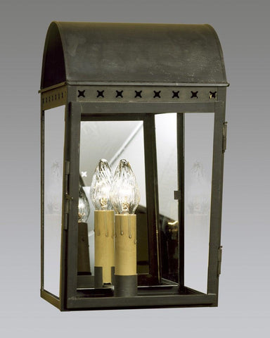Slant Front Cut Out Lantern LEWM-22