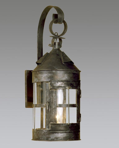 Ship Lantern With Hook Backplate LEWM-27