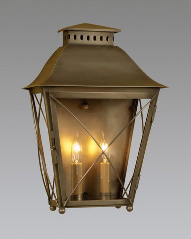 Criss Cross Design  Lantern LEWM-40C