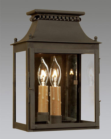 Mirror Back Cut Out Lantern LEWM-45