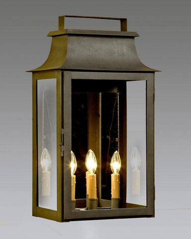 Top Handle Lantern Two Light LEWM-48