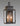 "Two Light Station Lantern With Hook (18.75""H) LEWM-66"