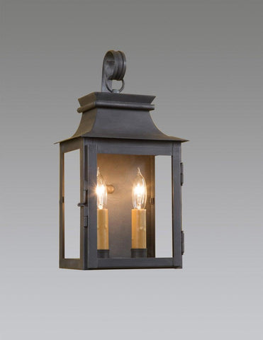 Two Light Station Lantern With Hook LEWM-67