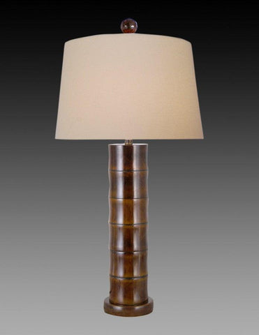 Brown Jade Lamp LPT-39