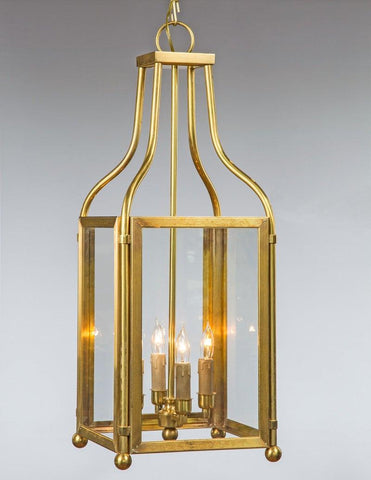 Ribbed Style Lantern (Large) LL-618L