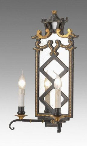 Chinoiserie Design Sconce LSFI-117