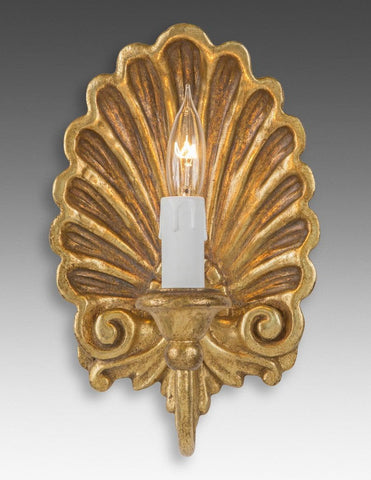 Shell Design Sconce LSFI-125