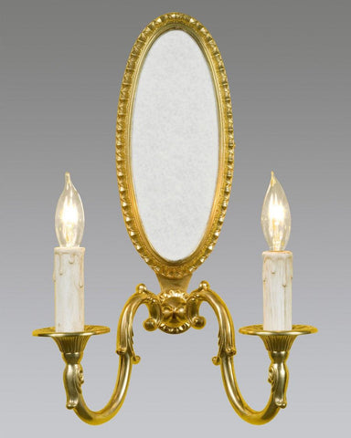 Queen Anne Style  With Mirror Back LSFI-38