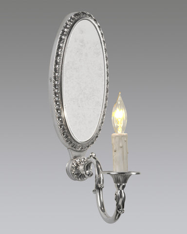 Oval Back Queen Anne Style Sconce LSFI-39