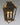 Metal And Glass Sconce With Applied Leaves- Exterior LEWM-151E