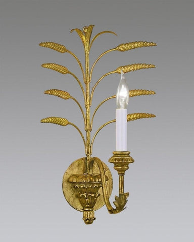 Wheat Design Sconce LSFI-58