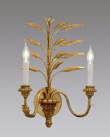 Wheat Design Sconce LSFI-59