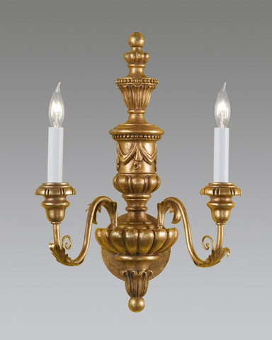 Urn And Drape Design Sconce LSFI-69