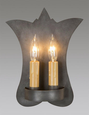 High Style Country Tulip Design Sconce LSHSC-12