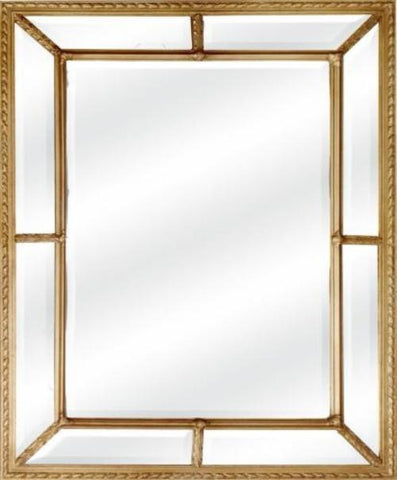federal adam style mirror