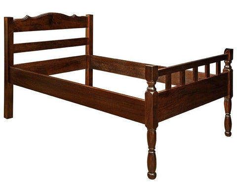 Country Naive Style Bed FBBE-70