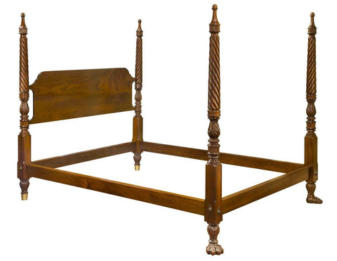 Colonial Masters Duncan Phyfe Style Bed FBBE-67A