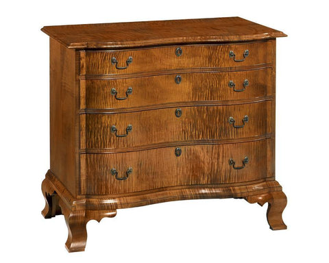 Oxbow Chest With Top With Ogee Edge FCCC-10