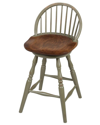 Low back tavern stool FSW-19