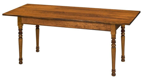 Rectangular top tavern table FDTHSC-11