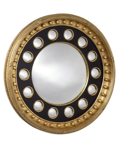 federal convex mirror with mini convex