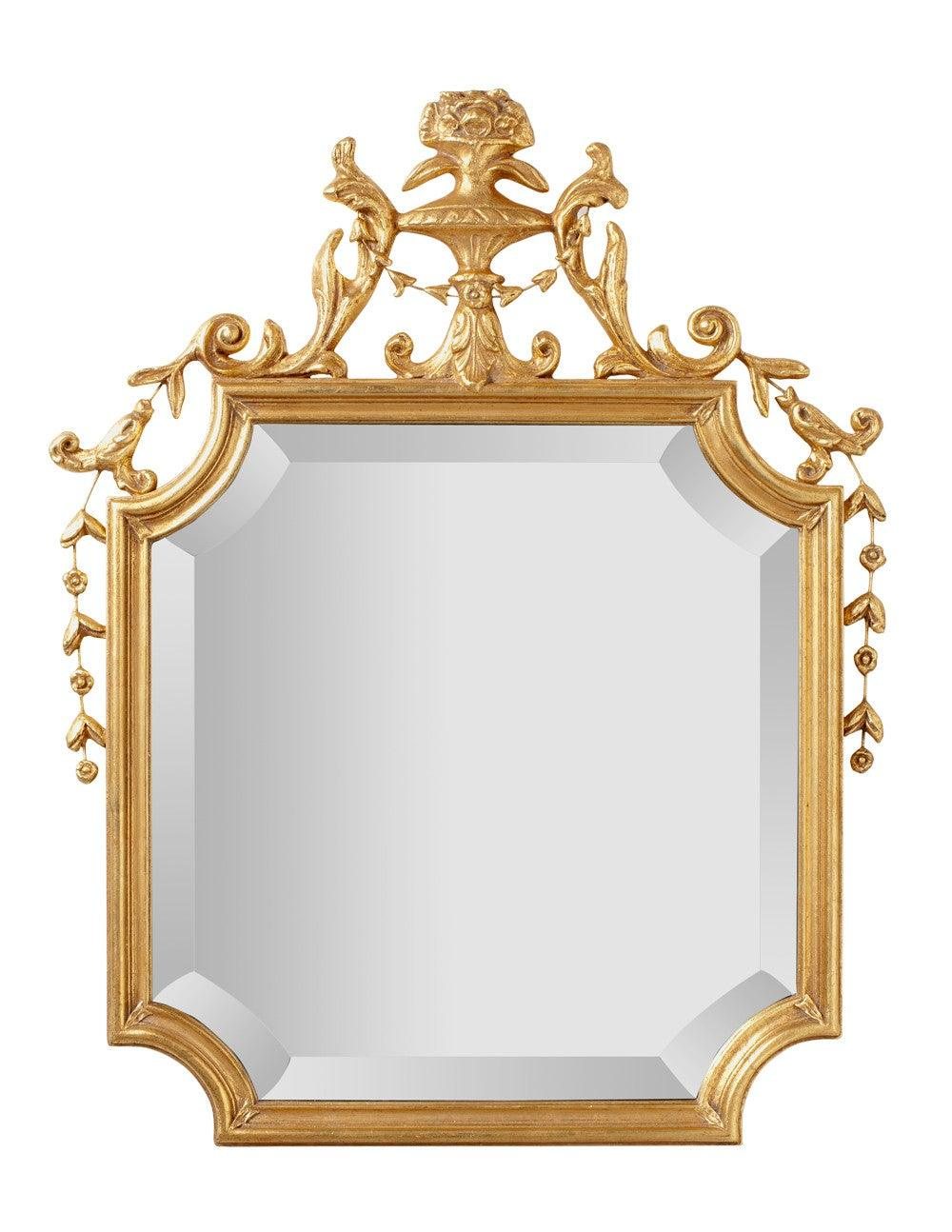 federal style beveled mirror mf28
