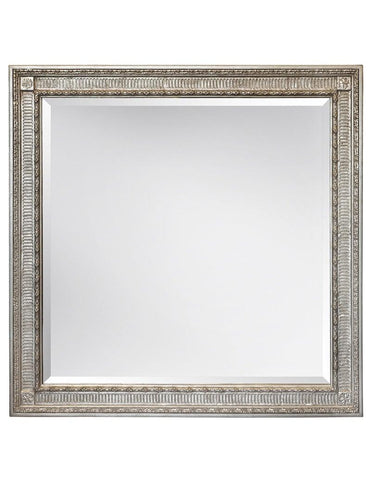 beveled antique georgian mirror