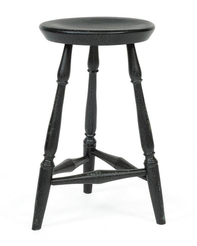 Three Legged stool in the style of Southeastern Pennsylvania FSW-20c