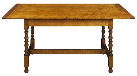 Rectangular tavern table with optional bread board ends FDTHSC-7