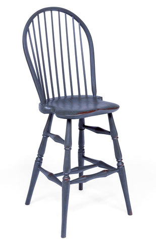 Bow back tavern chair in the style of Providence, Rhode Island FSW-16b