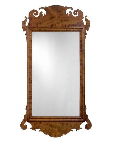 Chippendale Style Beveled Mirror MF-24