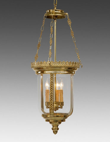 Top Gallery Style Hanging Lantern LL-60