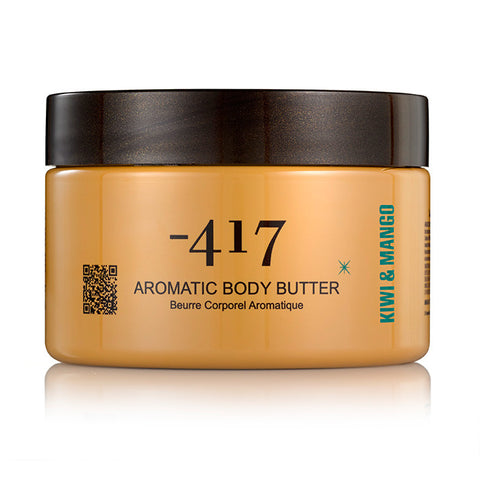 Aromatic Body Butter - Kiwi & Mango 250ml