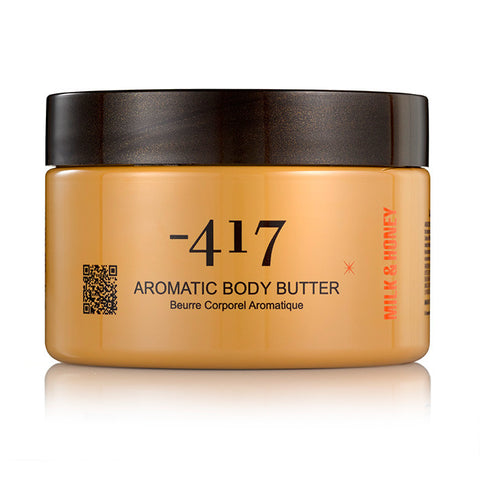 Aromatic Body Butter - Milk & Honey 250gr