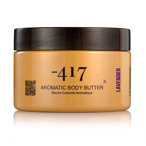 Aromatic Body Butter - Lavender 250gr