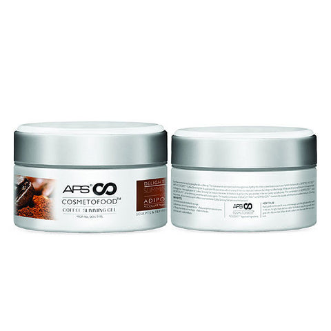 APS COSMETOFOOD COFFEE SLIMMING GEL 200grm