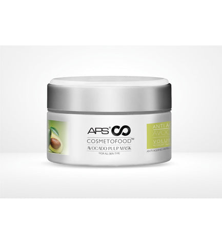 APS COSMETOFOOD AVOCADO PULP MASK 200grm