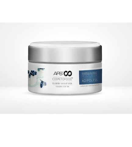 APS COSMETOFOOD BLUEBERRY YOGURT MASK  200grm