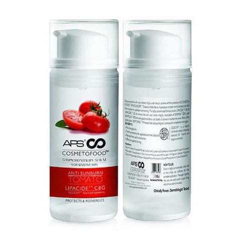 APS COSMETOFOOD ANTI SUNBURN TOMATO SERUM 50ml